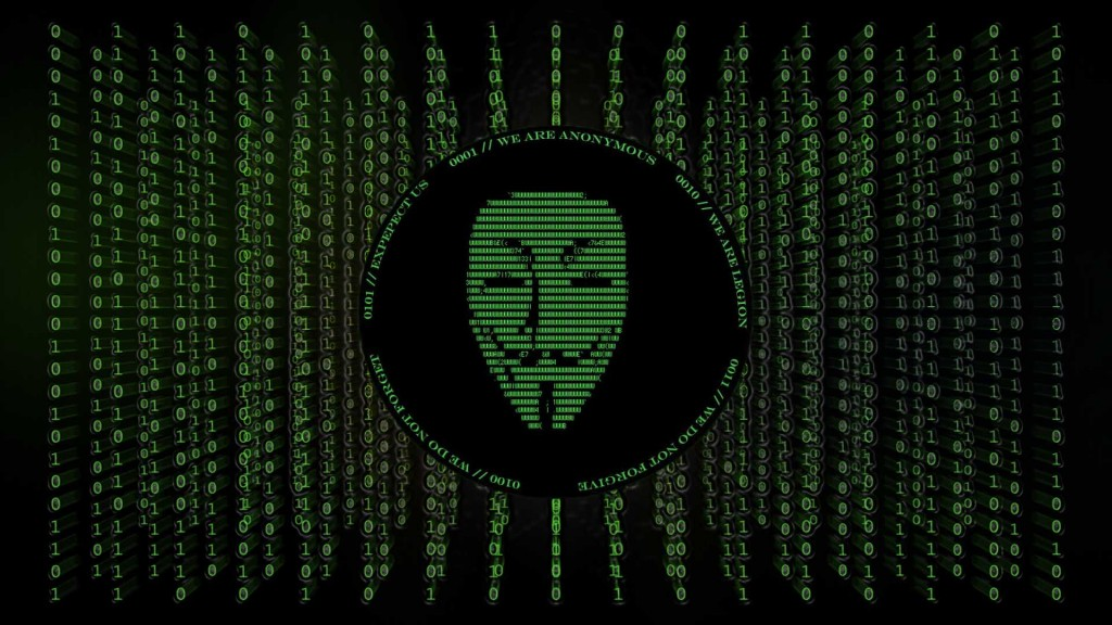 Anonymous Hacks Government Websites